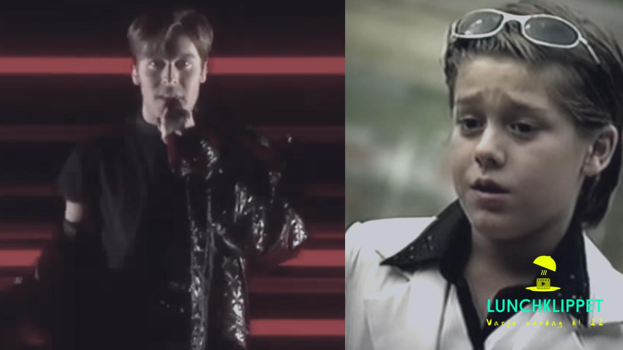 MELLO-FINAL IMORGON: Borde Benjamin ställa upp med den här gamla hit-låten i stället?