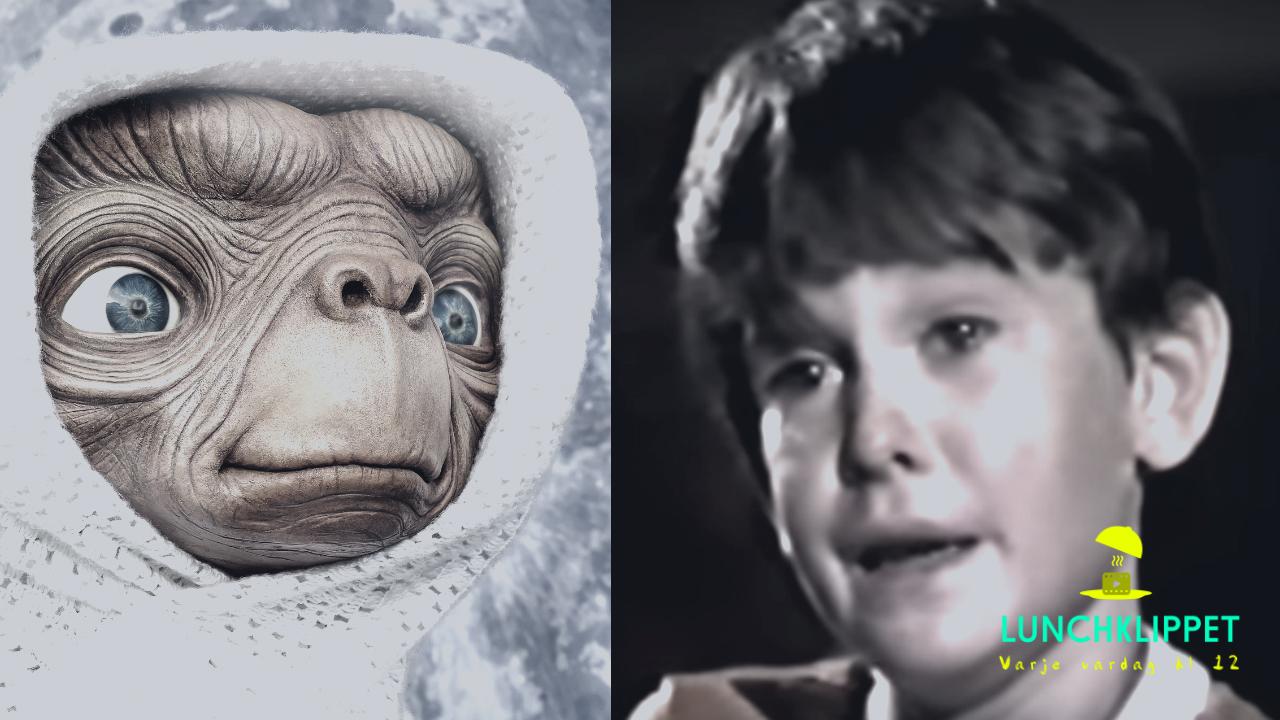 Ni har väl inte missat Henry Thomas otroliga audition till E.T.?