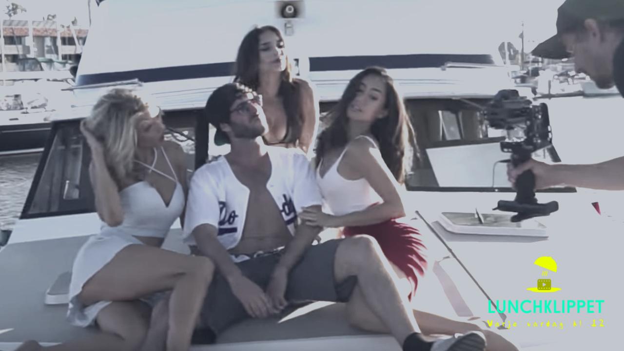 """Kan man göra en """"fet"""" hip hop-video utan några pengar?"""