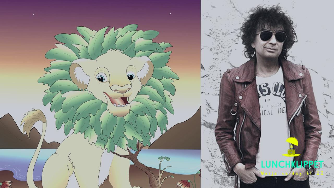 Vem visste att Magnus Uggla passade så bra som Simba i Lejonkungen?