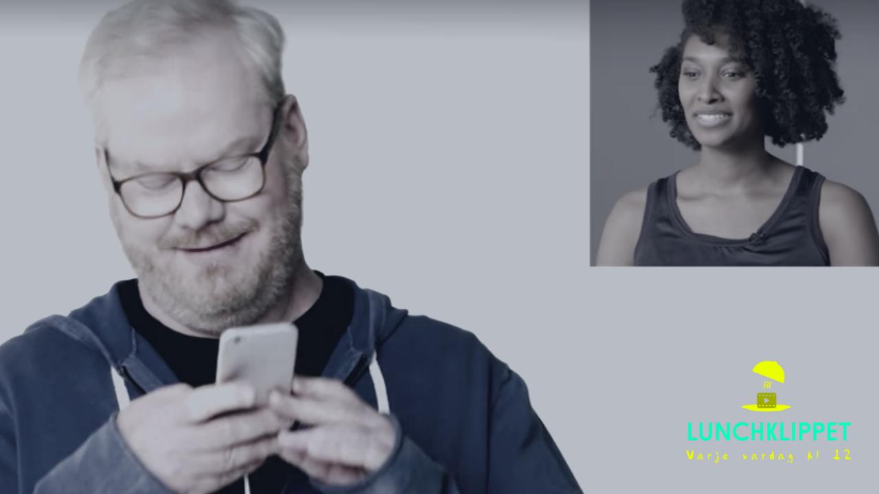 Skulle du våga låna ut ditt Tinder-konto till den här ståuppkomikern?