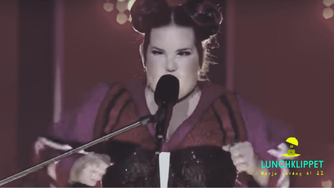 Eurovision 2018 sammanfattat på tre lustiga minuter!