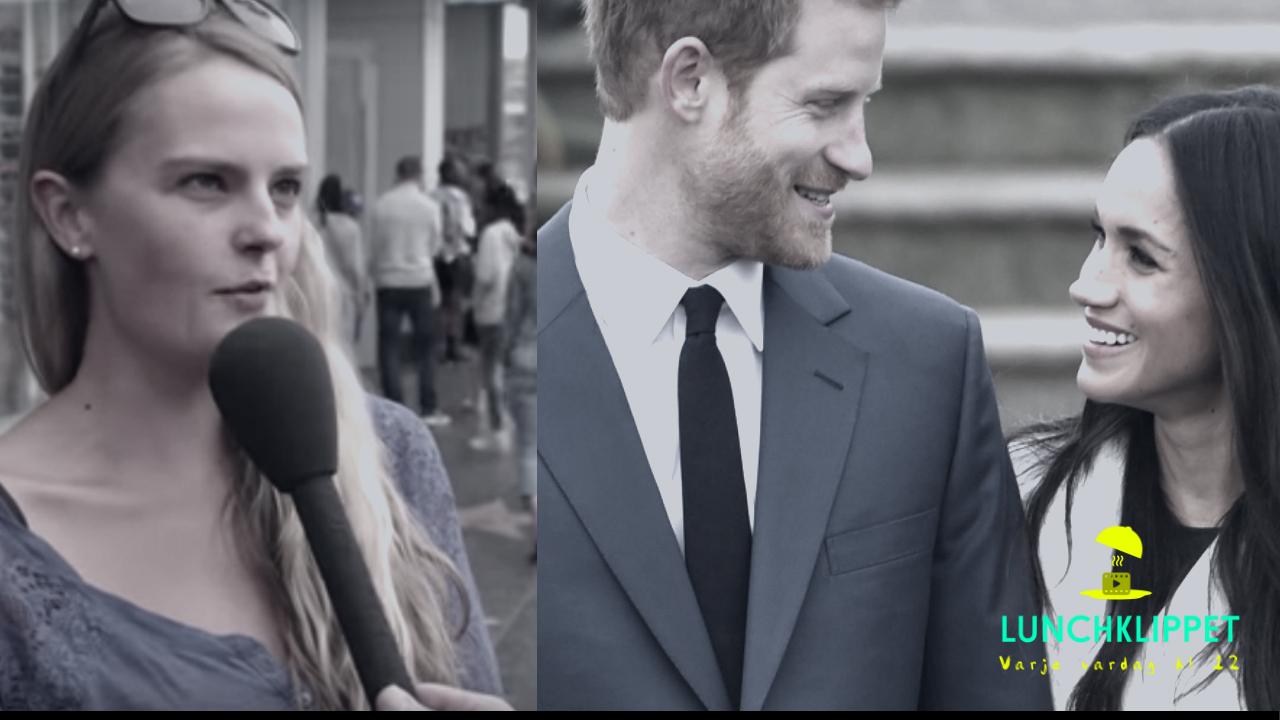 Skulle du också ljuga om det kungliga bröllopet?