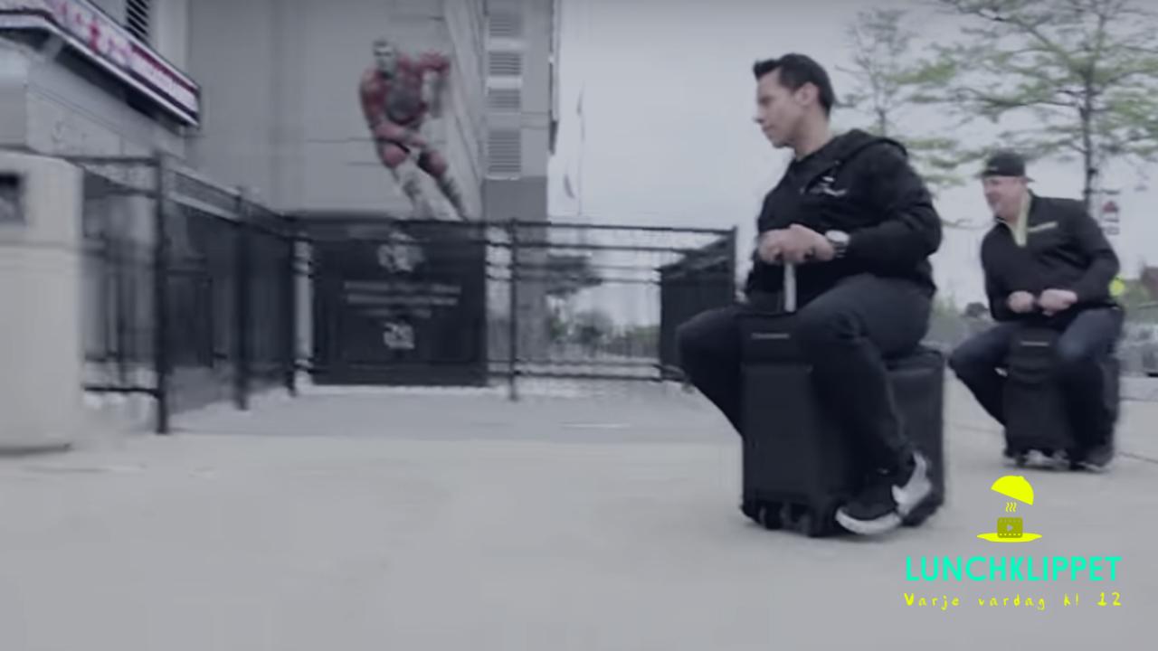 Galen resväska!